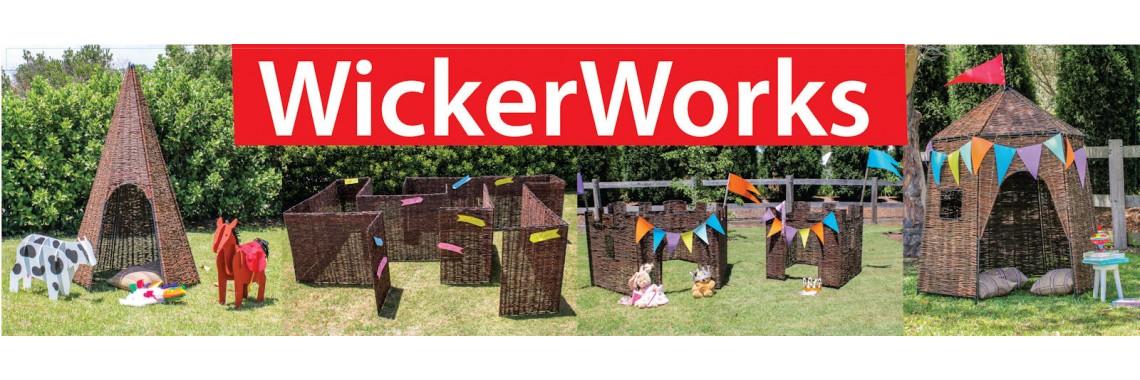 Wicker Works: Outdoor Wicker Products
