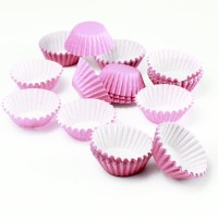 Mini Cupcake Cases - Purple (approx. 800 pcs) - 2.5cm Base x 2cm Height