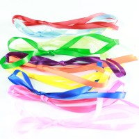 Ribbon (10 x 1m) - 10 different colours