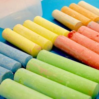 Chunky Chalks (Tub of 20)