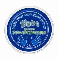 Giant Paint Pad - Blue (15 cm)