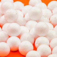 Polystyrene Spheres - 20mm (Pack of 50)